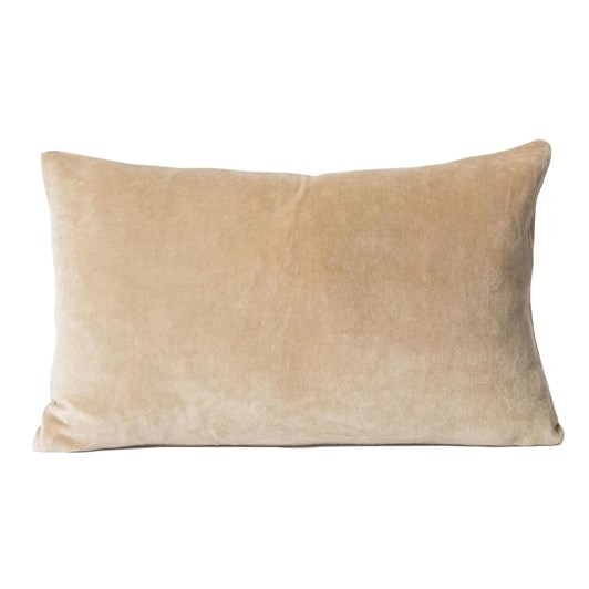 Citta Cotton Velvet Cushion Cover Artichoke 50x30cm