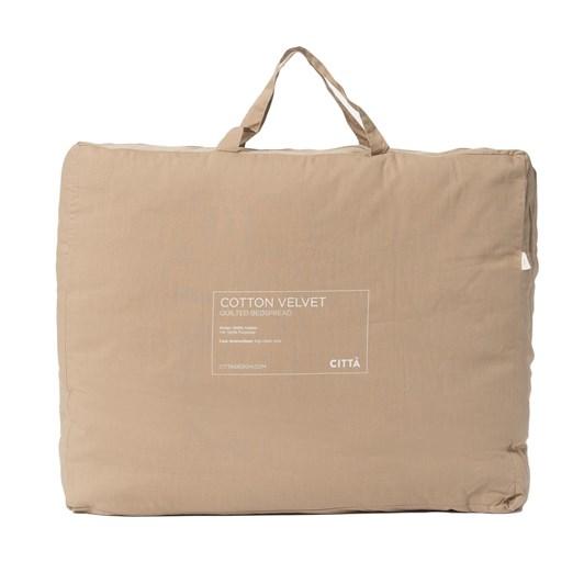 Citta Cotton Velvet Quilted Bedspread Artichoke K 200x220cm
