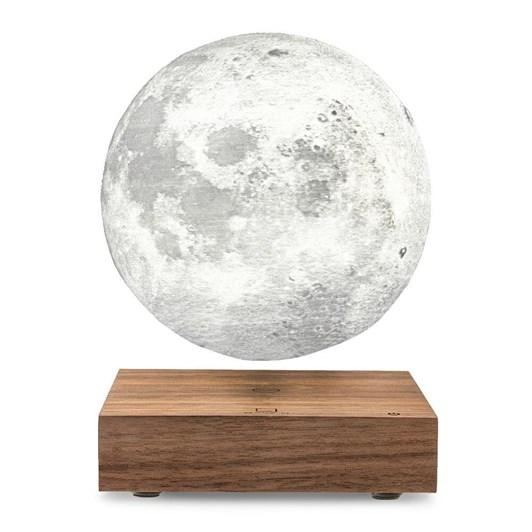 Gingko Smart Moon Lamp American Walnut