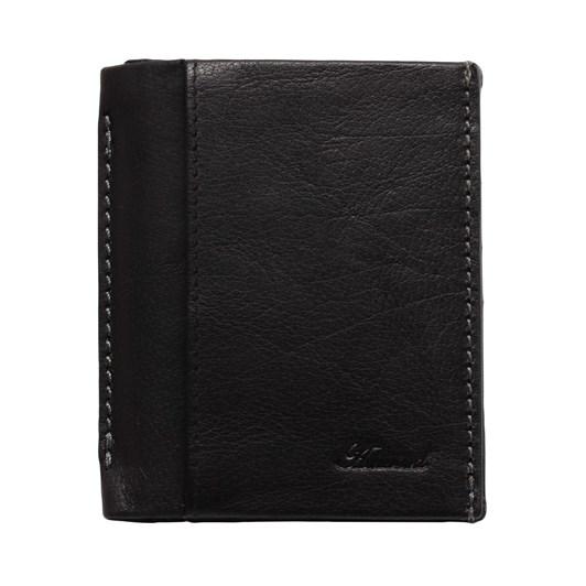 Ashwood Leather 8 Card Wallet w Cash Pocket