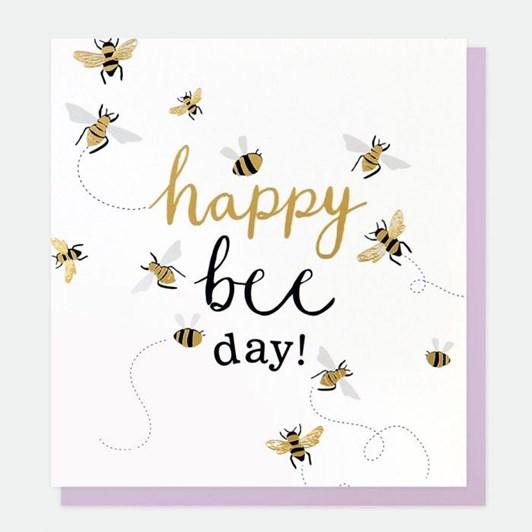 Caroline Gardner Happy Bee Day