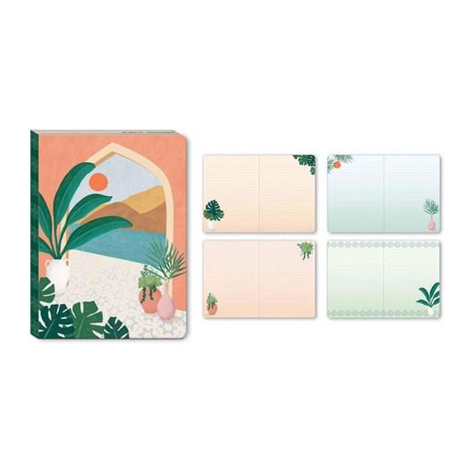 Palms Villa Goddess Soft Cover Journal