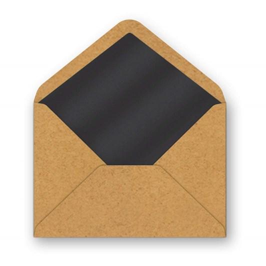 Black Cat Embossed Card