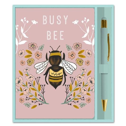 Image Gallery Beekeeper: Notebook Pen Set