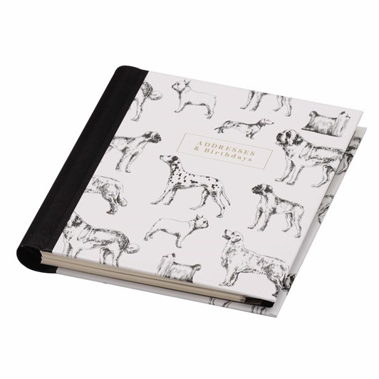 Image Gallery Address Bday Book: Dogs