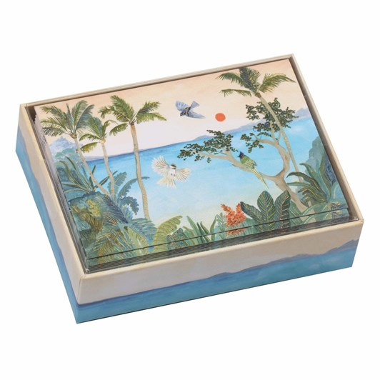 Image Gallery Notecards: Tropical Paradise