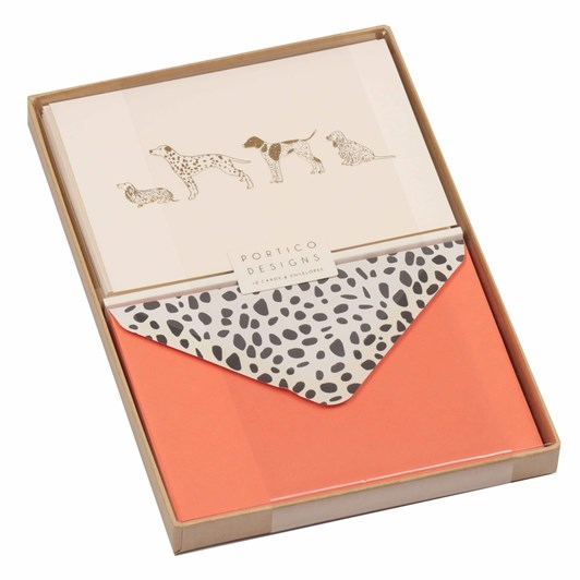 Image Gallery Notecards Box 10: Dogs