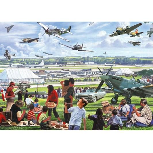 Image Gallery Jigsaw 1000Pc Air Show