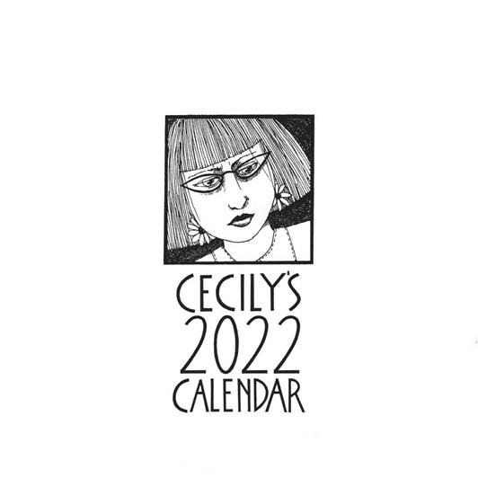 Cecily 2022 Wall Calendar