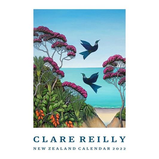 Clare Reilly 2022 Wall Calendar