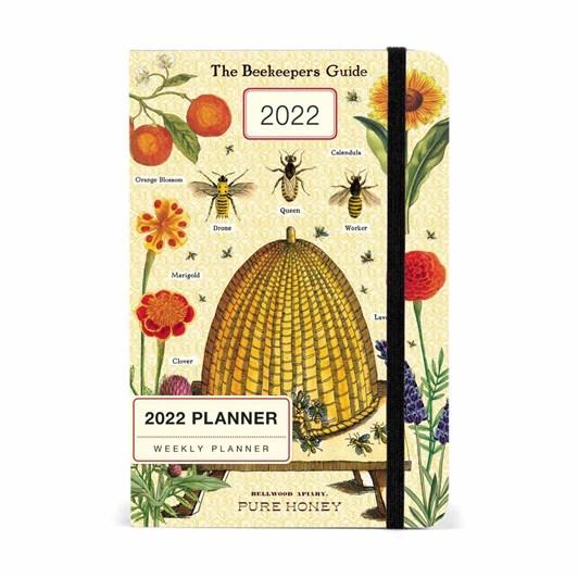 Cavallini Bees & Honey 2022 Year Planner