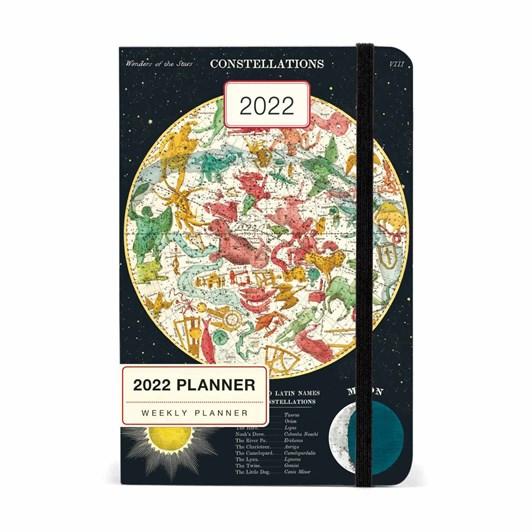 Cavallini Constellations 2022 Year Planner