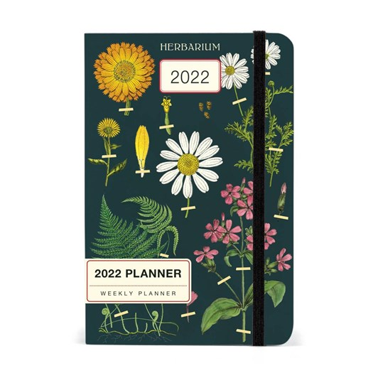 Cavallini Herbarium 2022 Year Planner