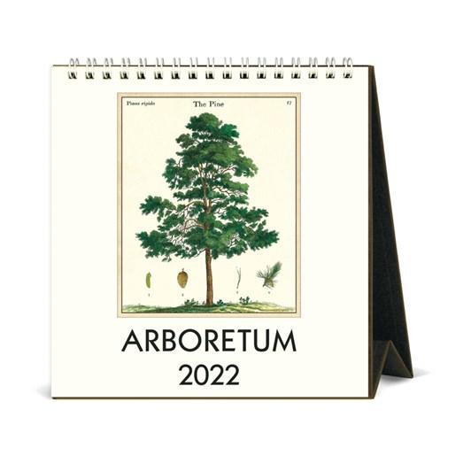 Cavallini Arboretum 2022 Desk Calendar