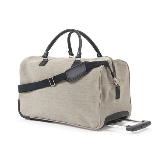 Citta Trolley Bag Grey - 54x28x33cmh