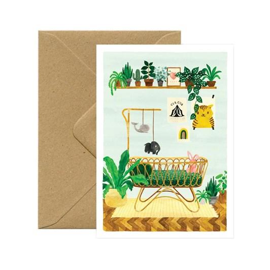All The Ways Boy Bedroom Card