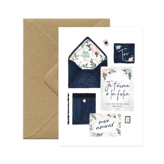 All The Ways Mon Amour Card