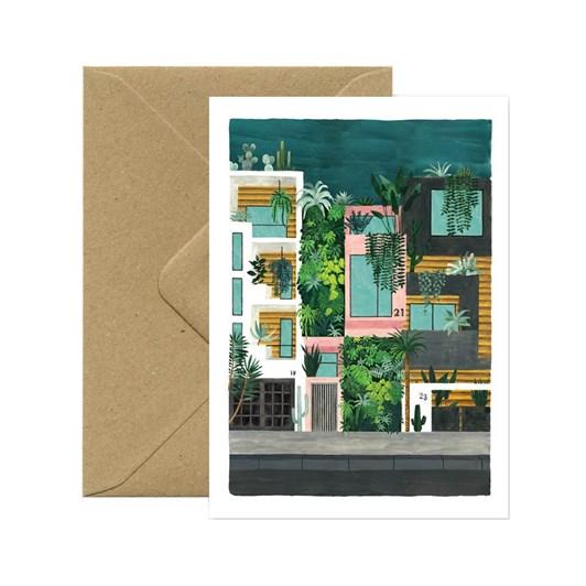 All The Ways Buildings Card