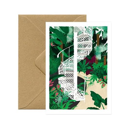 All The Ways Q Garden Card