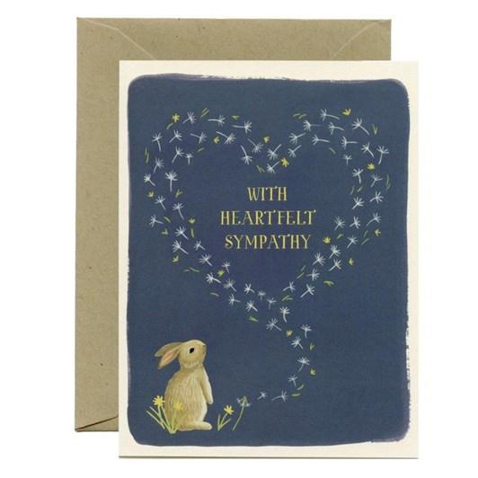 Yeppie Paper Dandelions Card
