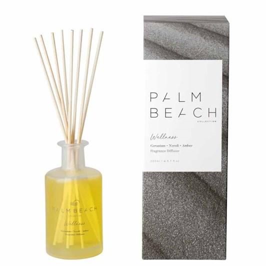Palm Beach Collection Geranium Neroli Amber Wellness Diffuser 200ml