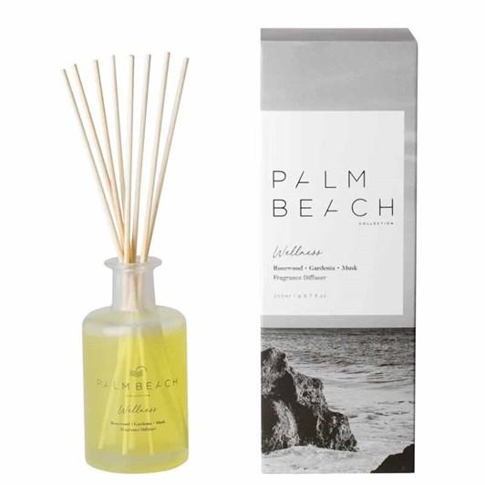 Palm Beach Collection Rosewood Gardenia Musk Diffuser 200ml