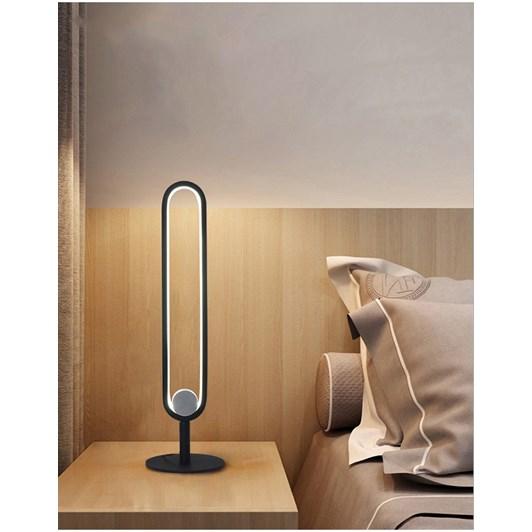 Camden Led Table Lamp Black