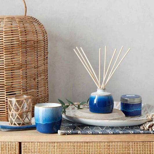 Denby Blue Haze Ceramic Diffuser 9X8.5Cm