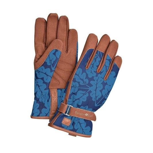 Burgon & Ball Love The Glove Oak Leaf Navy M/L