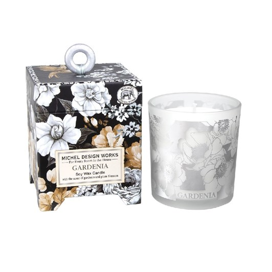 MDW Gardenia Soy Wax Candle