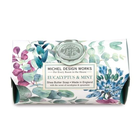 MDW Eucalyptus & Mint Soap Large Soap Bar