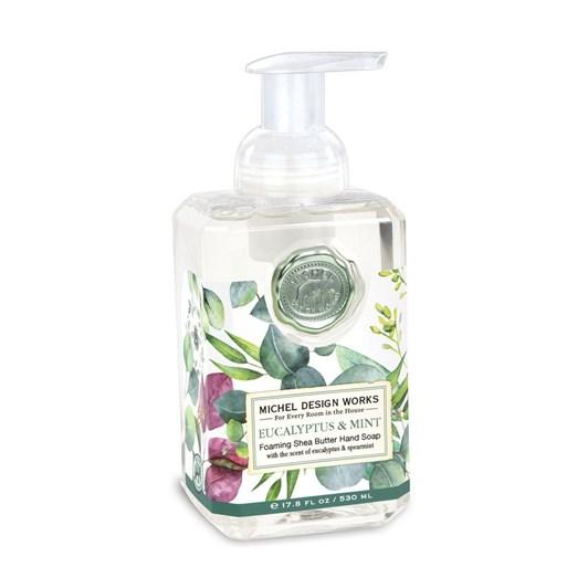 MDW Eucalyptus & Mint Foaming Soap