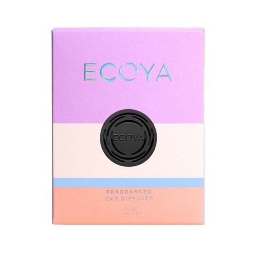 Ecoya Car Diffuser Violet & Vetiver