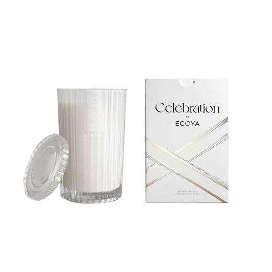 Ecoya Celebration Candle White Musk & Vanilla