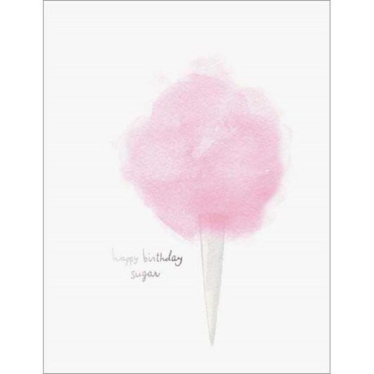 Happy Birthday Sugar Foil Card