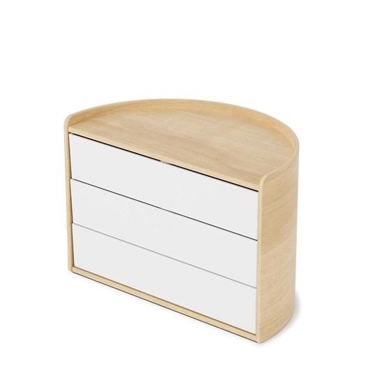Umbra Moona Storage Box White/Natural