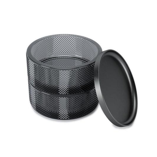 Umbra Tesora Storage Box Glass Smoke