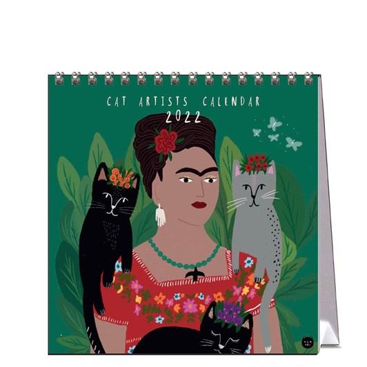 Hello Sunday Niaski Desk Calendar