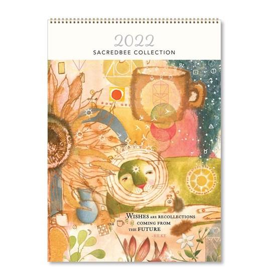 Hello Sunday Sacredbee Medium Calendar