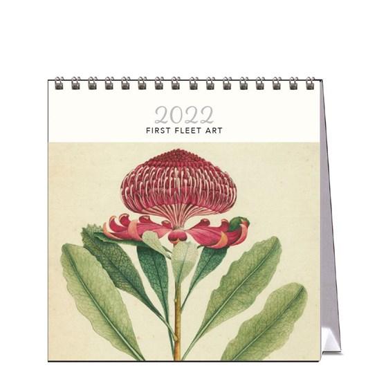 Hello Sunday First Fleet Art Desk Calendar