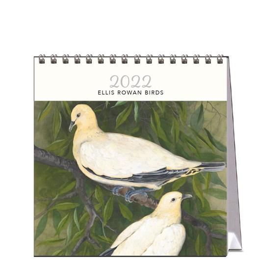 Hello Sunday Ellis Rowan Birds Desk Calendar
