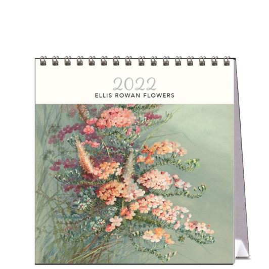 Hello Sunday Ellis Rowan Flowers Desk Calendar