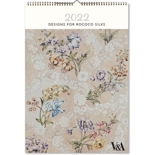 Hello Sunday Designs For Rococo Silks Large Calendar