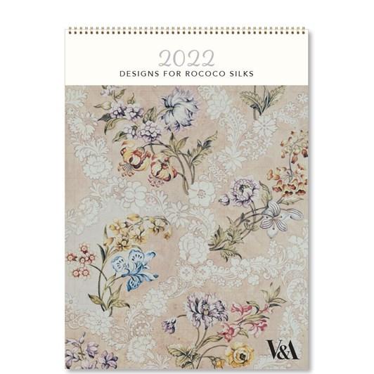 Hello Sunday Designs For Rococo Silks Medium Calendar