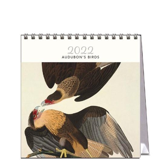 Hello Sunday Audubon's Birds Desk Calendar