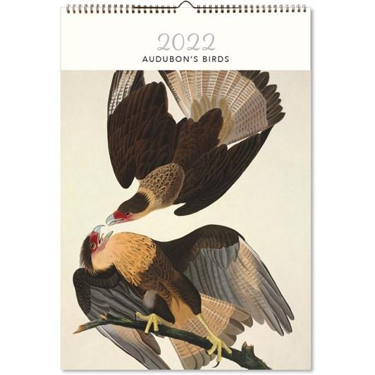 Hello Sunday Audubon's Birds Large Calendar