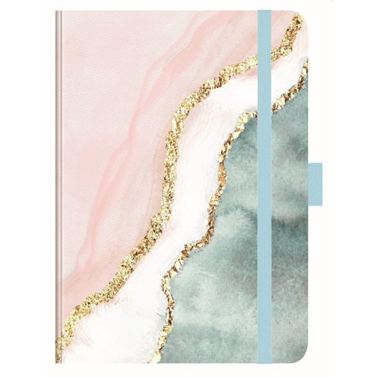 Kirsch Verlag Waves Of Gold Medium Diary