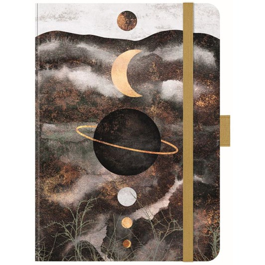 Kirsch Verlag Saturn Medium Diary