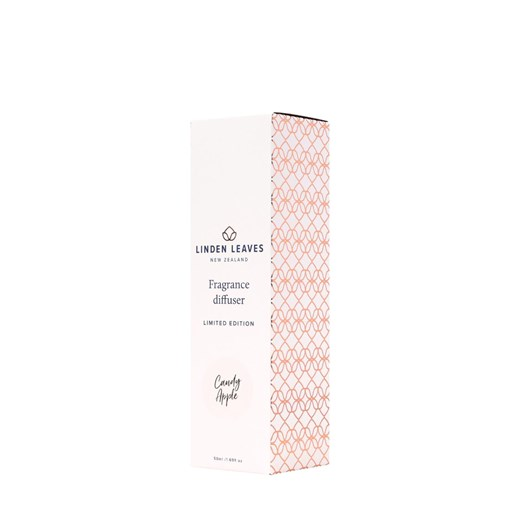 Linden Leaves Limited Edition Candy Apple Midi Diffuser 50Ml