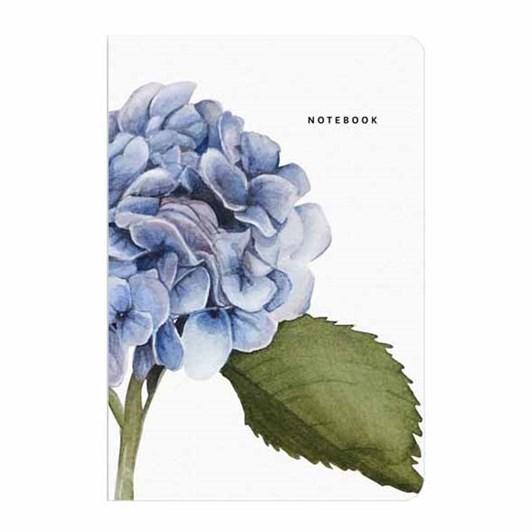 Father Rabbit Stationery Hydrangea Notebook
